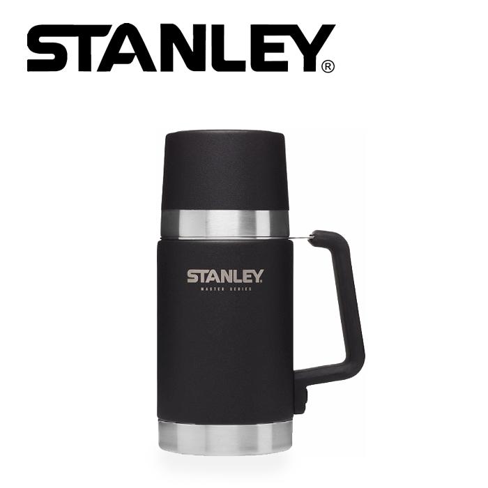 STANLEY マスター フードジャー 0.7L【スタンレー master food jar】アウトドア キャンプ BBQ マットブラック