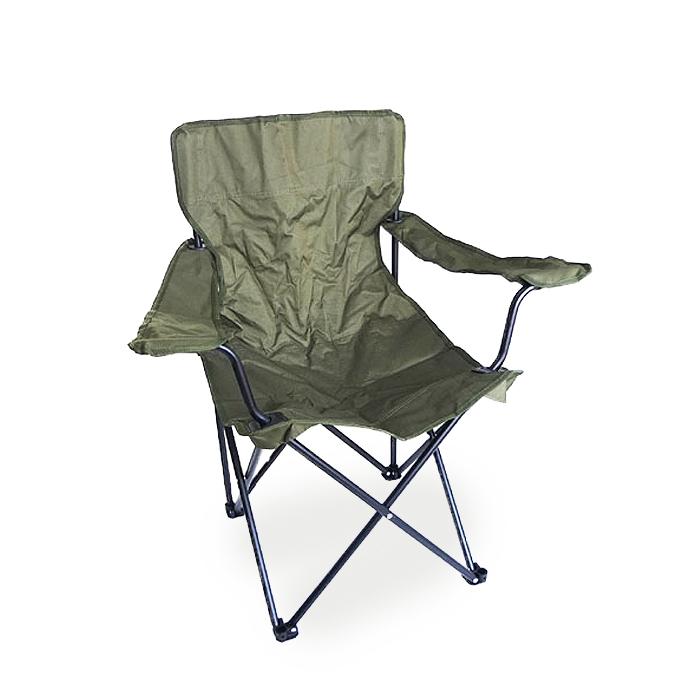 UK フォールディングチェアー OD/デッドストック【イギリス軍 Folding Chair Deadstock】ミリタリー アウトドア 折り畳み椅子 ピクニック キャンプ 海水浴 レジャー アウトドアユース 学校行事 スポーツ観戦 日常使い