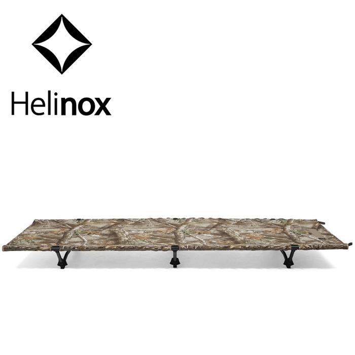 HELINOX タクティカル コット コンバーチブル リアルツリー【ヘリノックス Tactical Cot Convertible Realtree】アウトドア キャンプ 組み立て式