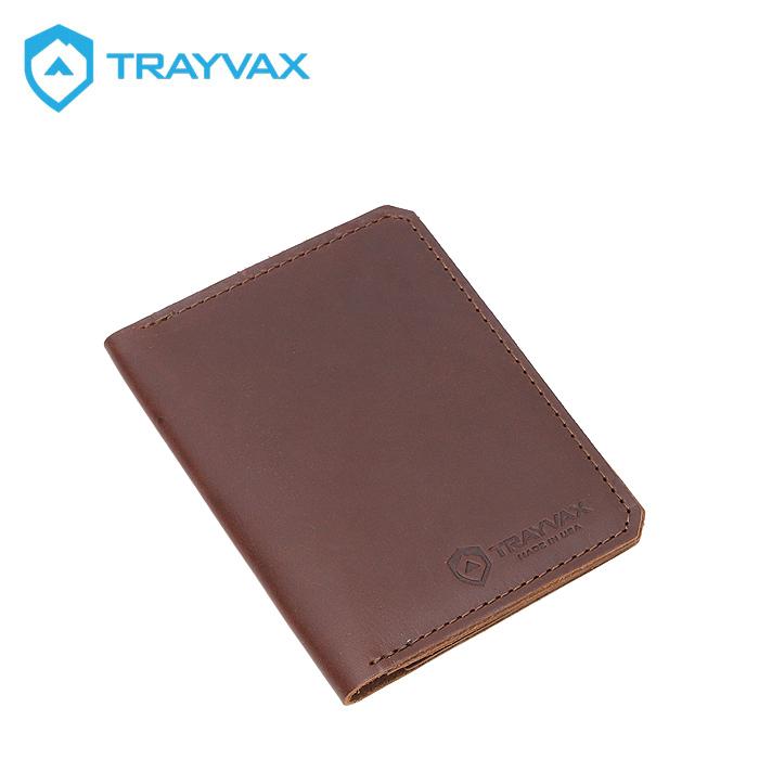 Trayvax エクスプローラー パスポートウォレット【トレイヴァックス Explorer Passport Wallet】メンズ ミリタリー パスポートホルダ カードホルダ EDC EveryDay Carry エブリデイキャリー