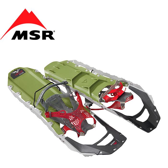 MSR Revo アッセント【エムエスアール レボ Ascent】メンズ ミリタリー アウトドア スノーシュー スノートレッキング バックカントリー 雪山登山