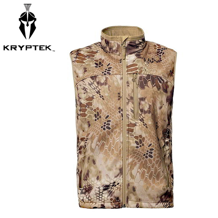 KRYPTEK キャドッグ2 ベスト / HIGHLANDER【クリプテック cadog2 vest ハイランダー】メンズ アウトドア ハンティング
