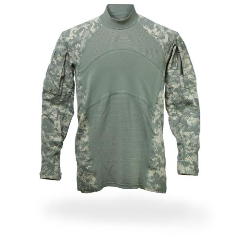 【送料無料】MASSIF 実物放出品 ARMY コンバットシャツ 【アメリカ 陸軍】メンズ ミリタリー サバイバルゲーム サバゲ アウトドア コンシャツ