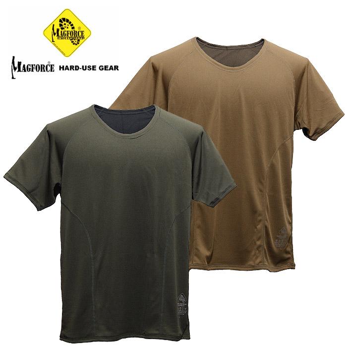 MAGFORCE C-0111 リバーシブルTシャツ【マグフォース reversible tee】メンズ ミリタリー アウトドア