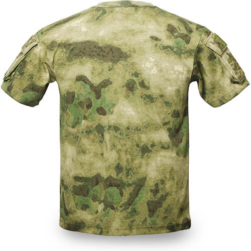 TP 战术口袋 T 衬衫 A-总可捕量 FG DCS ETX FG 军事生存游戏袖口袋