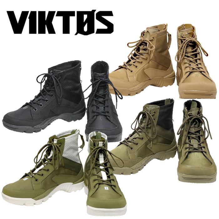 VIKTØS ジョニー コンバットブーツ【viktos ヴィクトス ビクトス johnny combat boots】メンズ ミリタリー サバイバルゲーム サバゲ