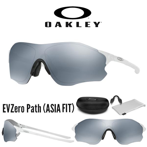 送料無料 サングラス OAKLEY オークリー EVZero Path イーブイゼロ パス Slate Iridium 眼鏡 アイウェア 日本正規品 oo9313 1038