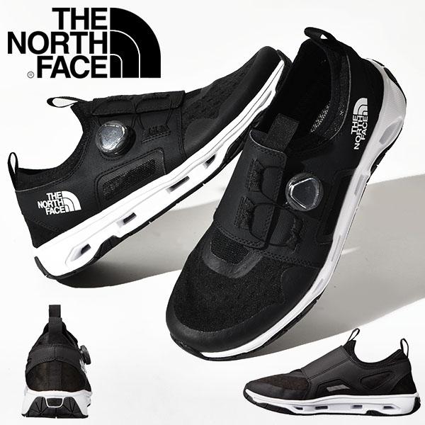 送料無料 Boaシステム搭載 水陸両用 シューズ THE NORTH FACE ザ・ノースフェイス Skagit Water Shoe Boa スカジット ウォーター シュー Boa メンズ 2020春夏新作 ブラック nf02005