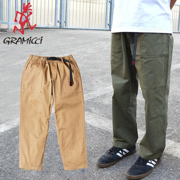 送料無料 グラミチ GRAMICCI メンズ ルーズ テーパード パンツ LOOSE TAPERED PANTS ロングパンツ 9001-56J グラミチパンツ アウトドア ボトム 定番