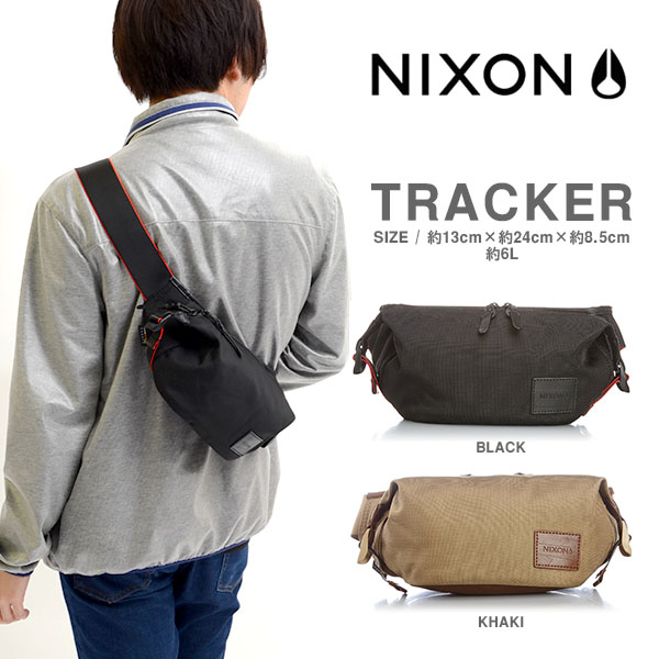 phants | Rakuten Global Market: Waist bag NIXON Nixon TRACKER ...