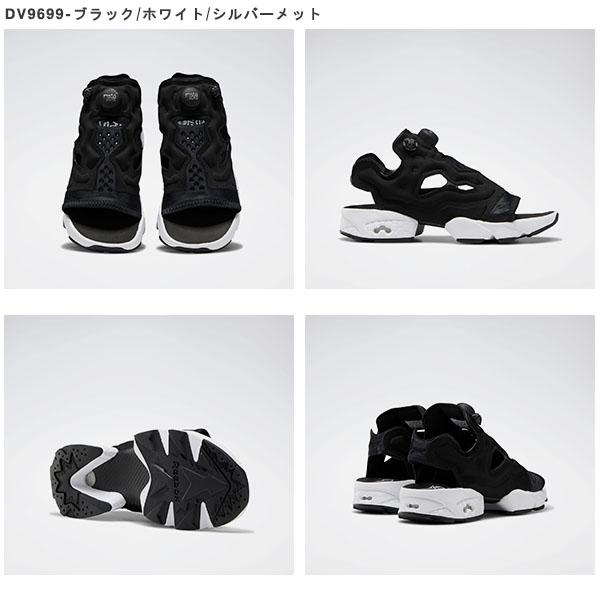 25周年モデル送料無料サンダルリーボッククラシックReebokCLASSICメンズINSTAPUMPFURYSANDALインスタポンプフューリーシューズ靴スニーカー2019秋新作DV9697DV9698DV9699