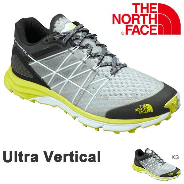 送料無料 トレイル シューズ THE NORTH FACE ザ・ノースフェイス Ultra Vertical ウルトラ バーティカル メンズ Vibram Sole アウトドア 靴