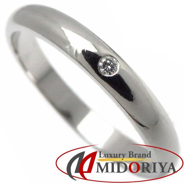 Pawn Shop Midoriya Phase Cartier Cartier 1895 Wedding Ring Diamond