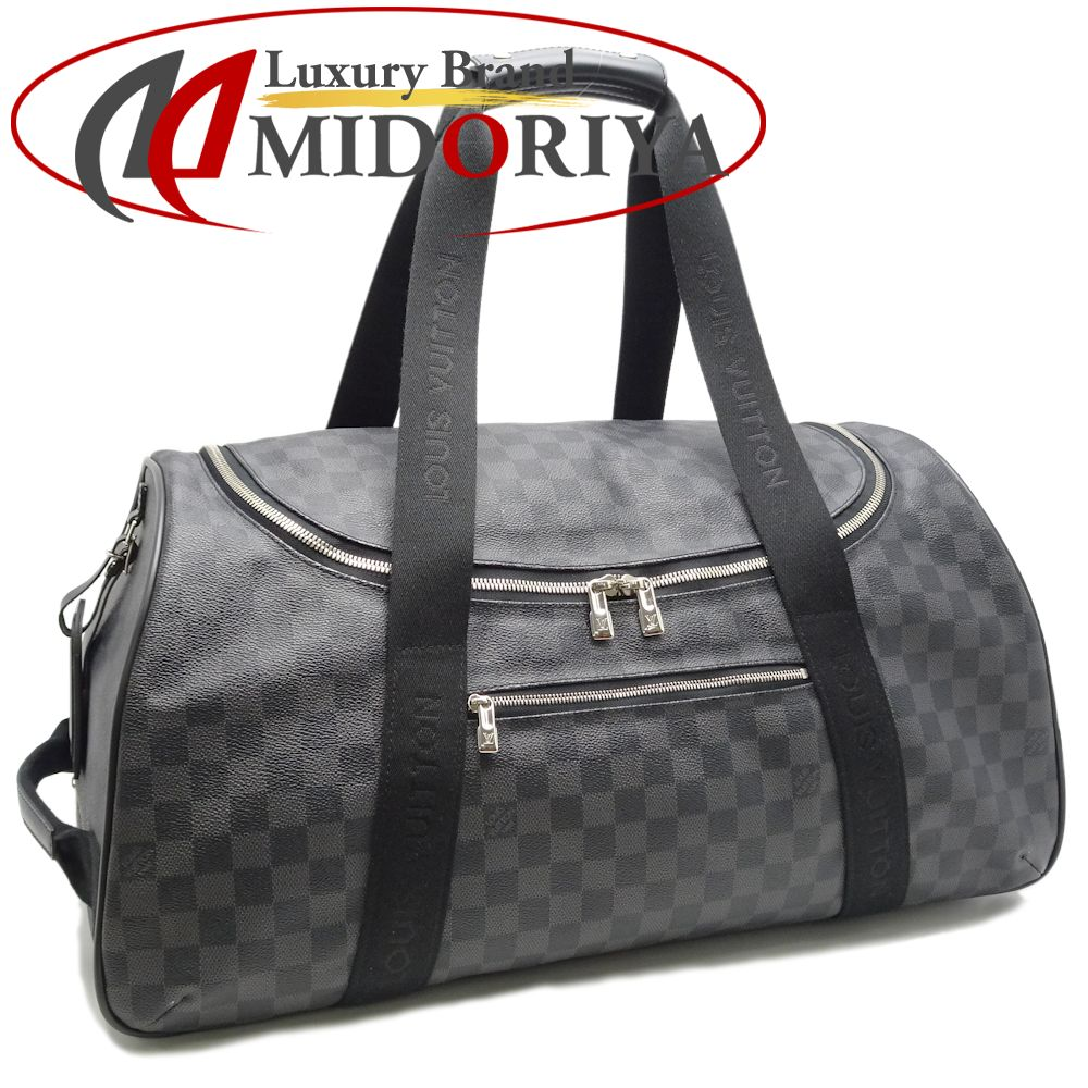 0774596a4d83 Louis Vuitton LOUIS VUITTON N23000 ダミエグラフィットネオ エオール 55 traveling bag carry  /050613 ...