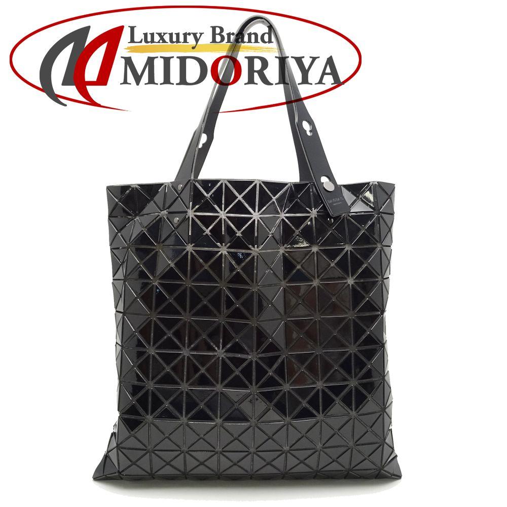 Issey Miyake ISSEY MIYAKE Issei Miyake BB63 AG043 バオバオ BAOBAO prism basic  tote bag black black  051111 4c2a8a884c02b