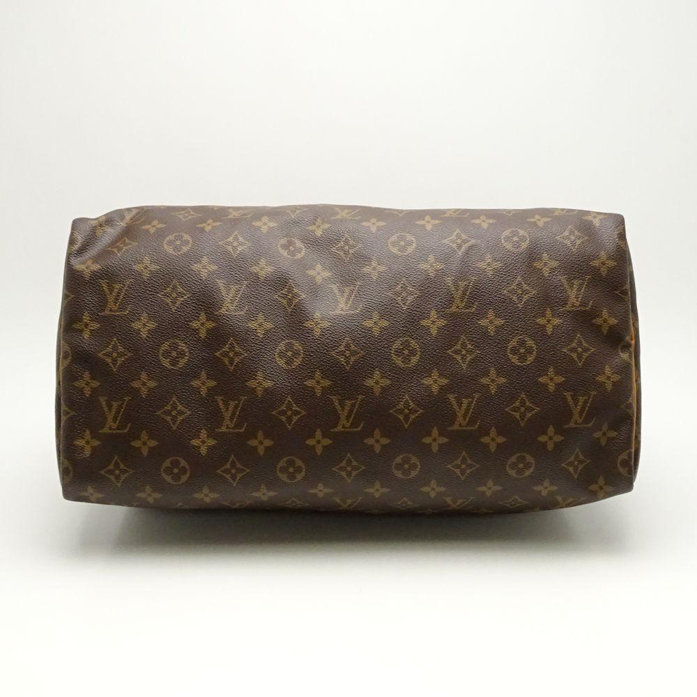 e3758493ef Pawn shop MIDORIYA PHASE  Louis Vuitton LOUIS VUITTON M41522 monogram  speedy 40 brown Boston bag  051387