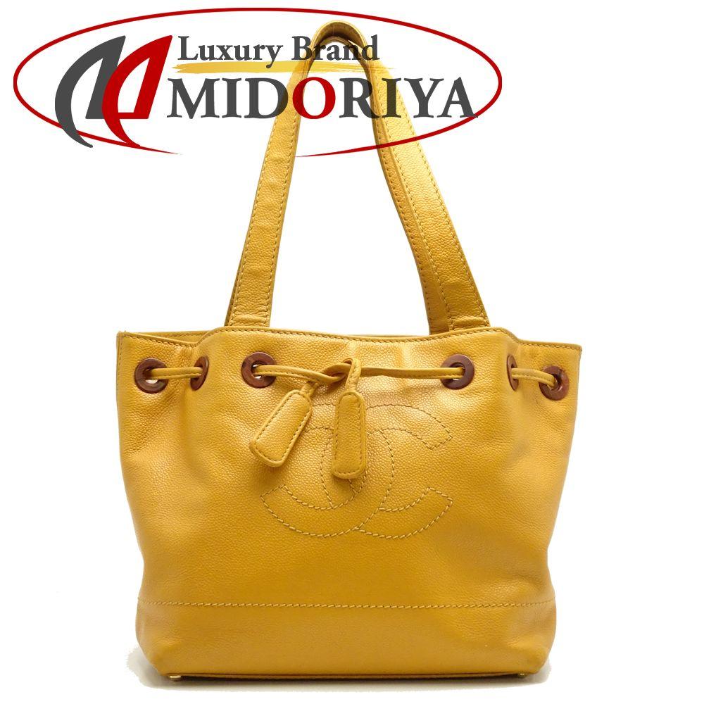 c620c6c74f9d81 Pawn shop MIDORIYA PHASE: Chanel CHANEL tote bag caviar skin here ...