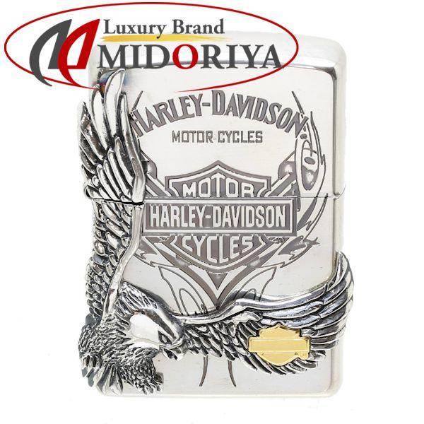 ジッポ ZIPPO ライター ハーレーダビッドソン Harley-Davidson 1000個限定 /042867【中古】 オイルライター ジッポーP_10