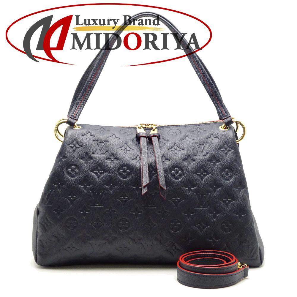 Mint Authentic Louis Vuitton Empreinte Ponthieu Pm 2way Handbag M43721 051615