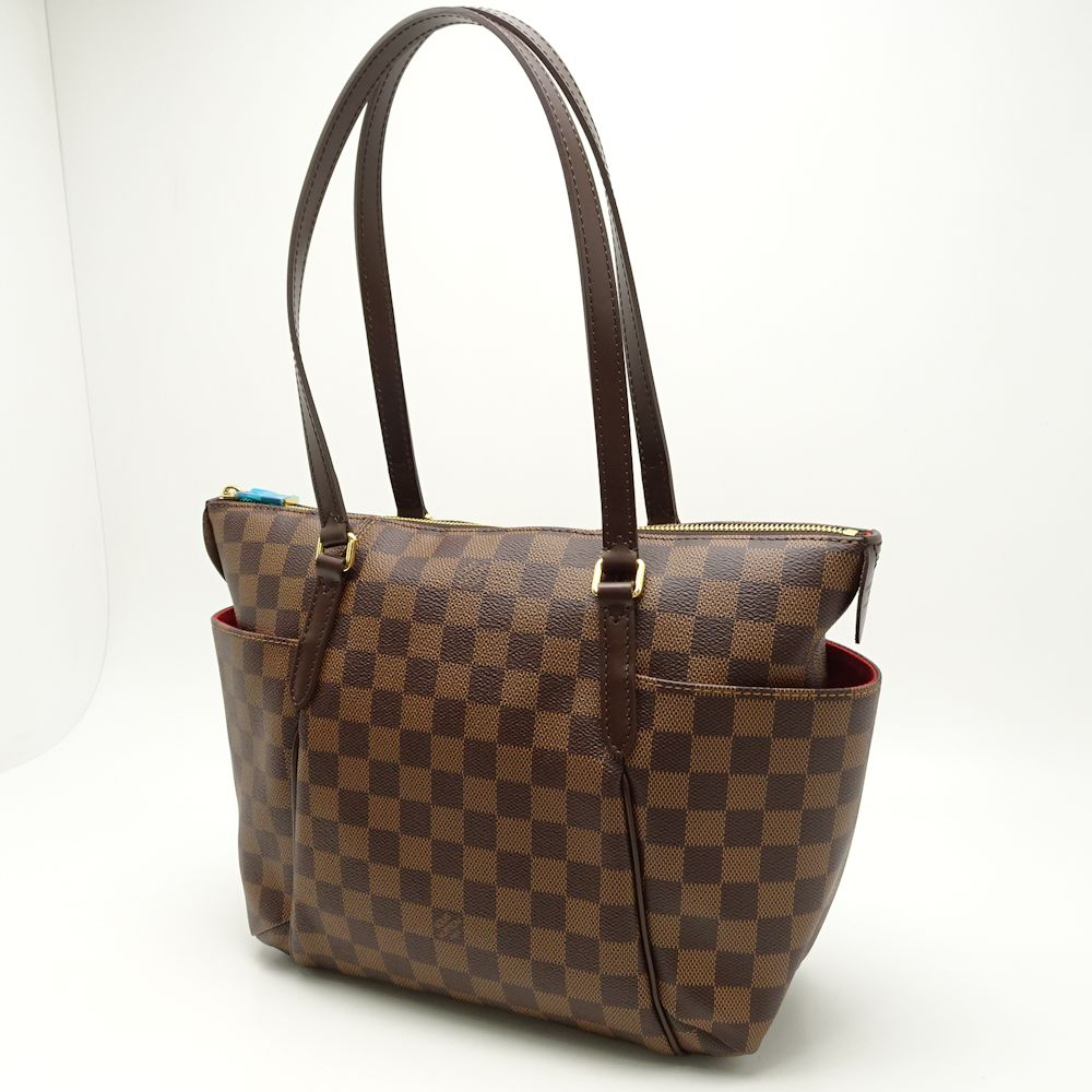 e9153f64e79e Pawn shop MIDORIYA PHASE  MINT! Authentic LOUIS VUITTON Damier Ebene ...