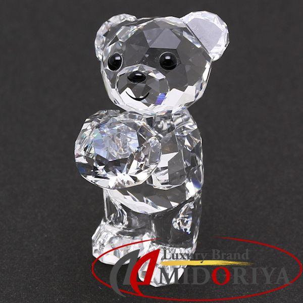 スワロフスキー SWAROVSKI SCS限定 Kris Bear クリスベア a crystal for you 5034222 フィギュリン クリスタル 置物 /043133 【未使用】