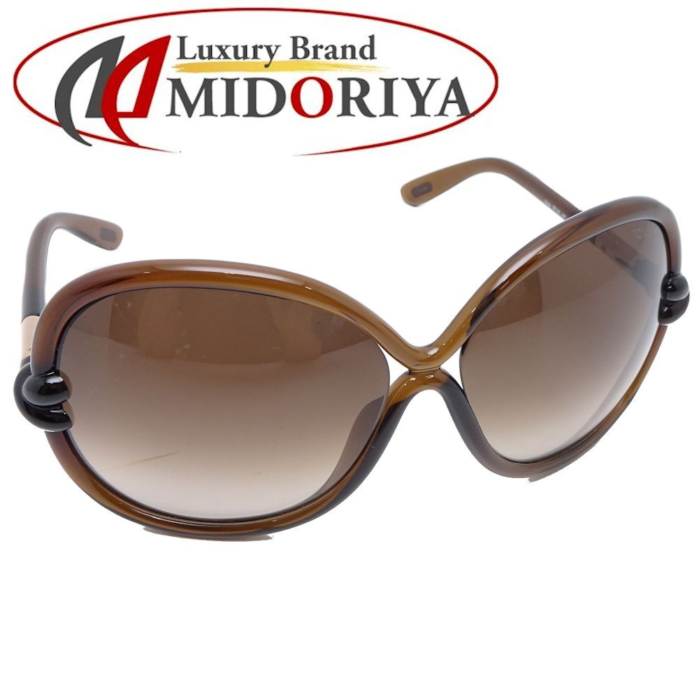 d3a3bfe2fe Pawn shop MIDORIYA PHASE  Tom Ford TOM FORD sunglasses Sonia 64 ...