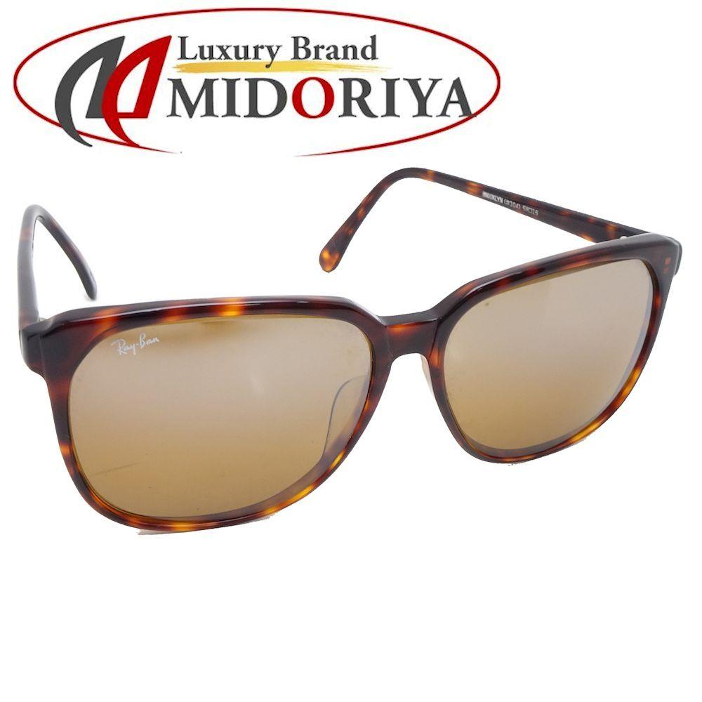 157ab93a60c Ray-Ban Ray-Ban sunglasses traditional Brooklyn 58 □ 15 tea  042603 men