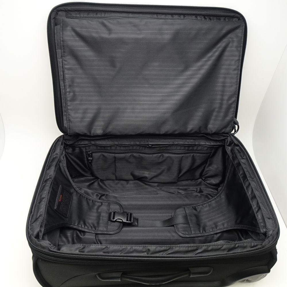 トゥミ TUMI 22020 DH キャリーケース バリスティックナイロン 黒 ブラック メンズ 055210m7yf6gIbvY