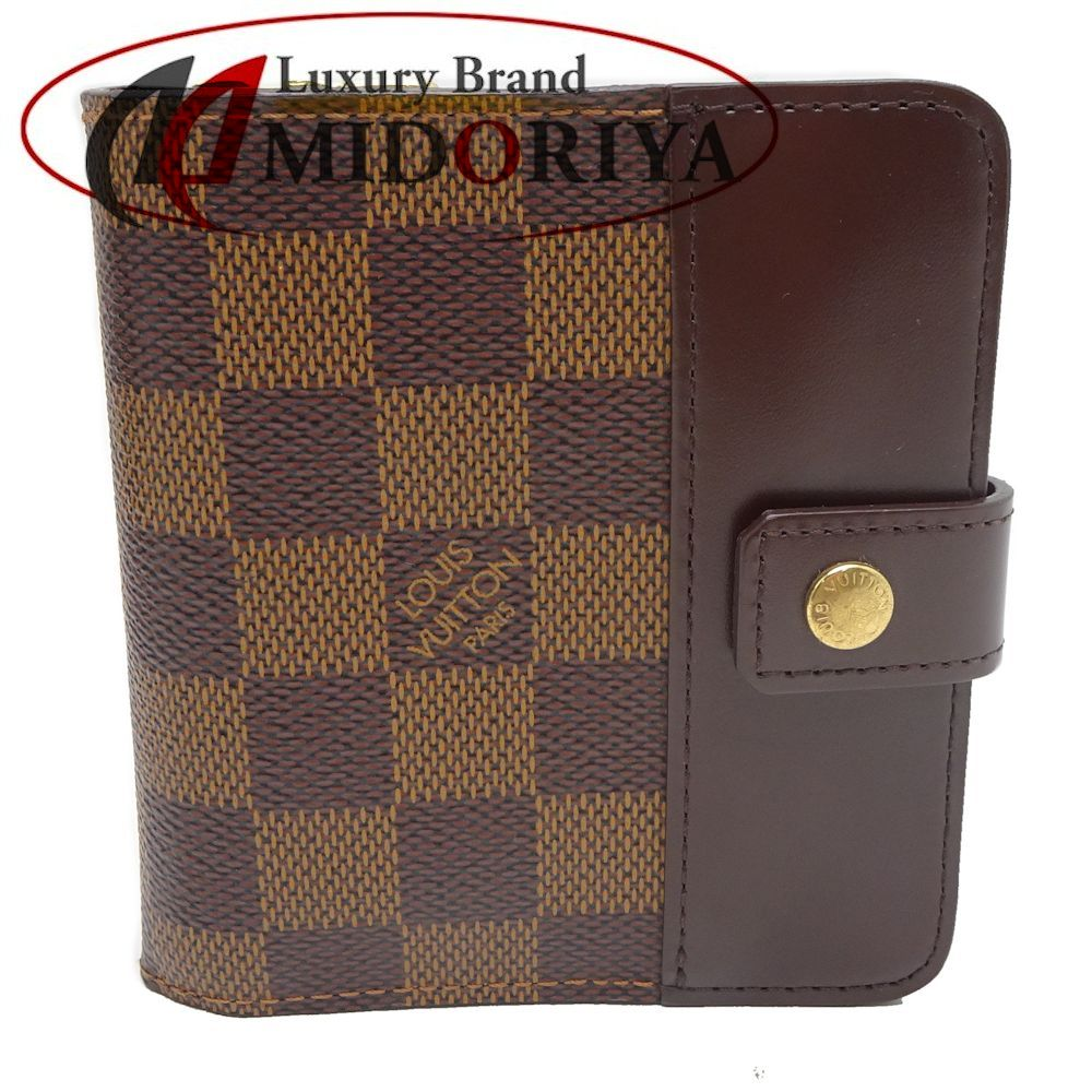 dfe811046b16 【最大3万円OFFクーポン】ルイヴィトン LOUIS VUITTON コンパクト財布 コの