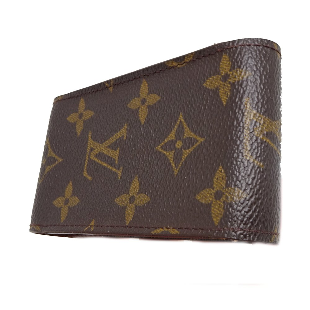 a5aa38a0107 Authentic LOUIS VUITTON Monogram Etui Cigarette Case M63024  043709 FREE  SHIP