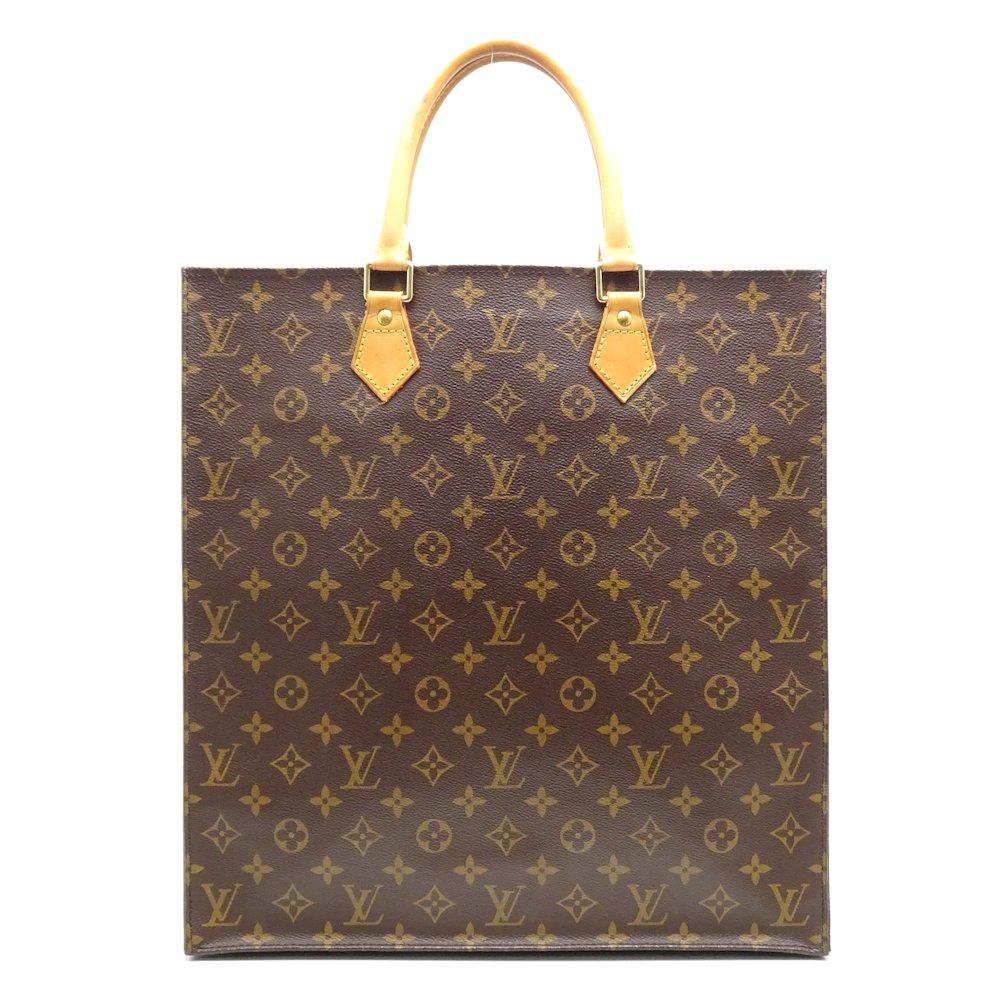 Pawn shop MIDORIYA PHASE  Louis Vuitton LOUIS VUITTON M51140 monogram case  plastic brown tote bag  052556  6e3df9735e22e