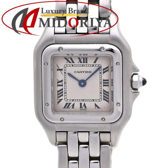 カルティエ Cartier パンテール SM W25033P5 レディース 旧型 /36021 【中古】 腕時計