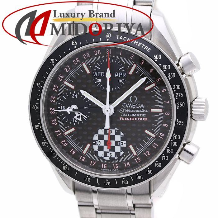 OMEGA オメガ スピードマスター レーシング ミハエルシューマッハ 2002 3529.50 メンズ /36022 【中古】 腕時計