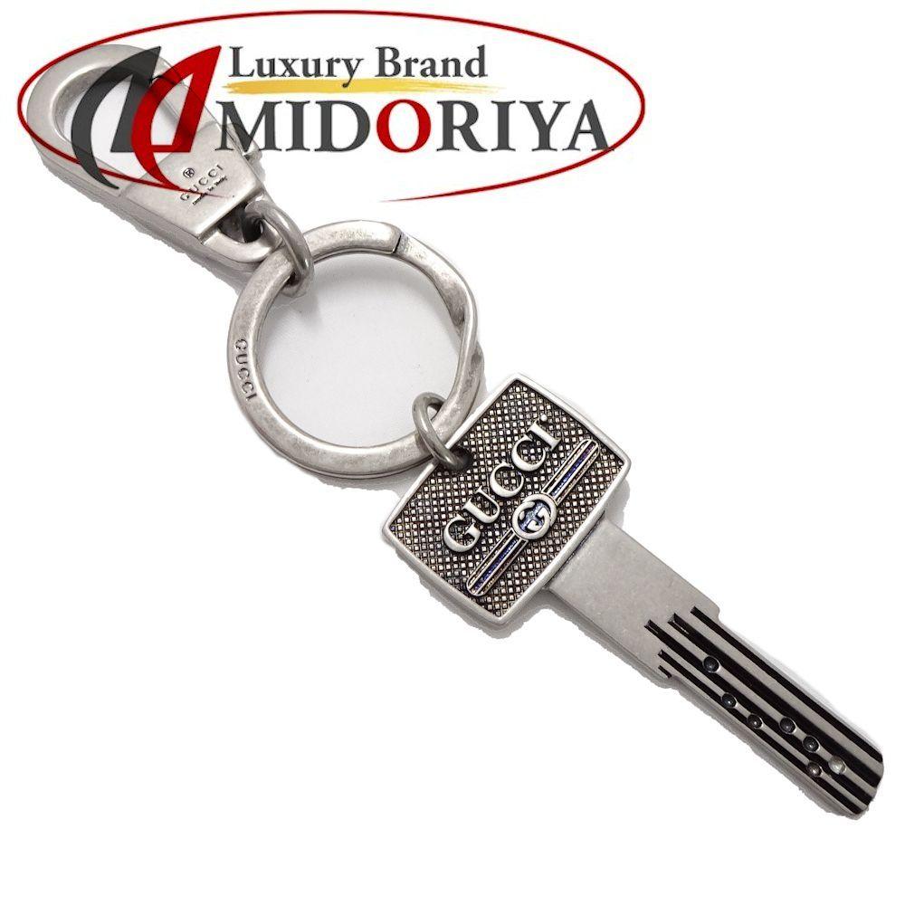 ed58fbfa5f6 Gucci GUCCI key chain vintage logo key motif online-limited product 510718   044407