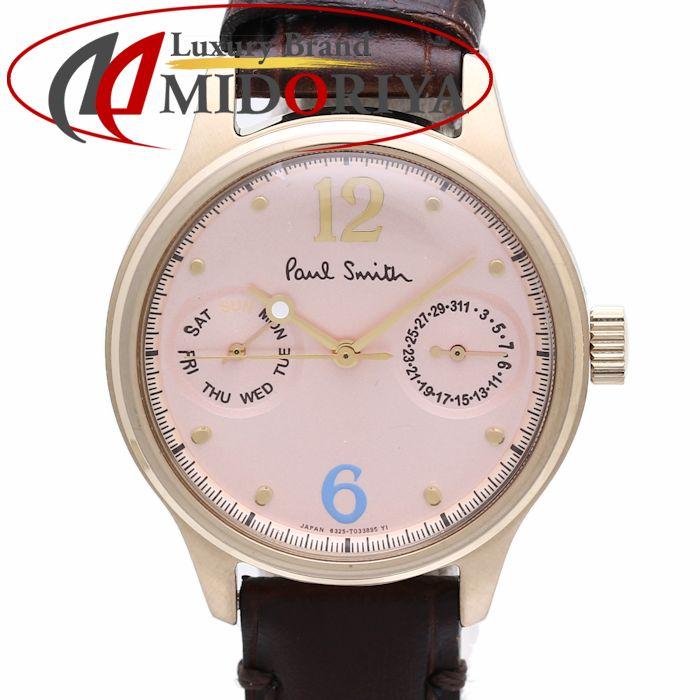 Paul Smith ポールスミス シティークラシック 2カウンターミニ レディース /36047 【中古】 腕時計