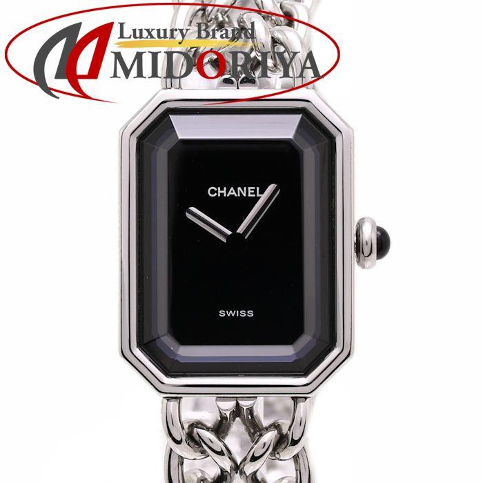 シャネル CHANEL プルミエール L レディース ステンレススチール /36168 【中古】 腕時計【レザー取り外し】