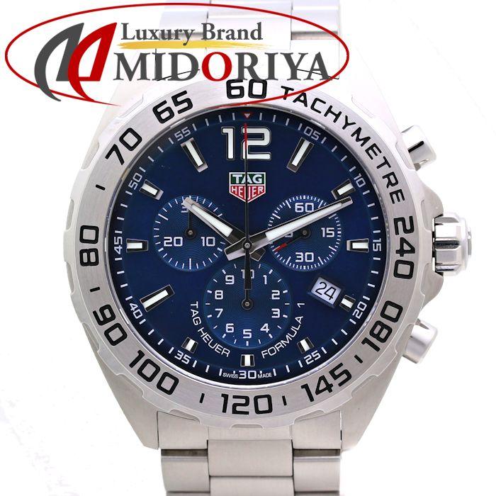 separation shoes 9b501 e39cc タグホイヤーフォーミュラ 1 chronograph men TAG Heuer CAZ101K.BA0842 /36337 watch