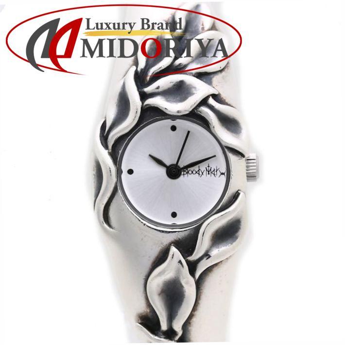 ブラッディマリー Bloody Mary Mermaid マーメイド 2002 フィン BMZ916 シルバー925 銀 SV /36410 【中古】 腕時計