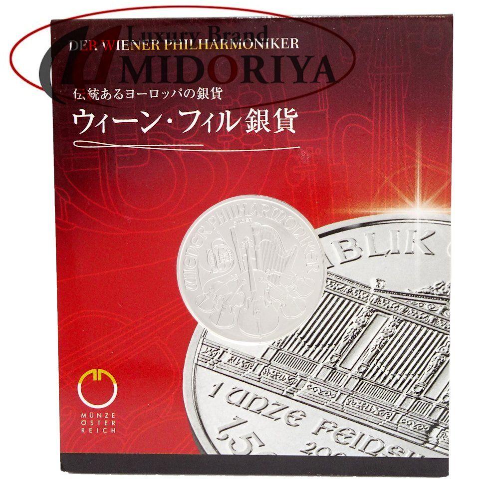 ウィーン フィル銀貨 Ag1000 1.50ユーロ オーストラリア /045718 ☆未使用 コレクション