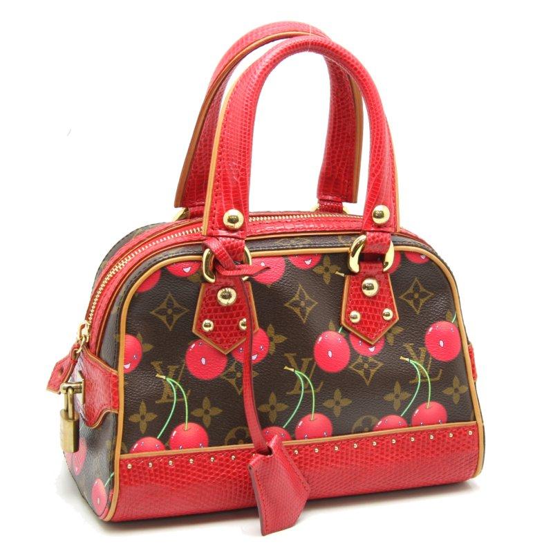 ... M95001 Monogram Cherry Sac. Louis Vuitton Cherry Purse Best Image Ccdbb 8e8d679f866c2