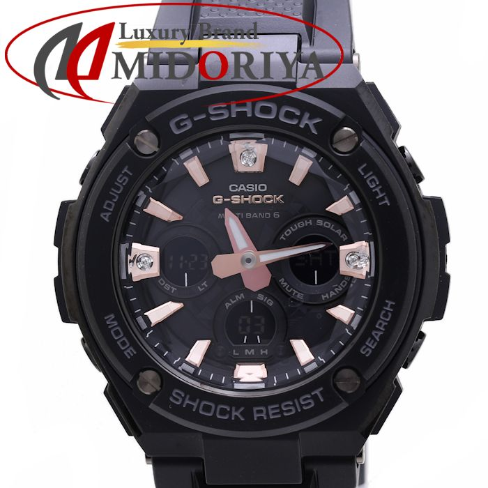 カシオ CASIO GST-W310BDD-1AJF G-SHOCK プレシャス ハートセレクション Gショック メンズ /36631 【中古】 腕時計