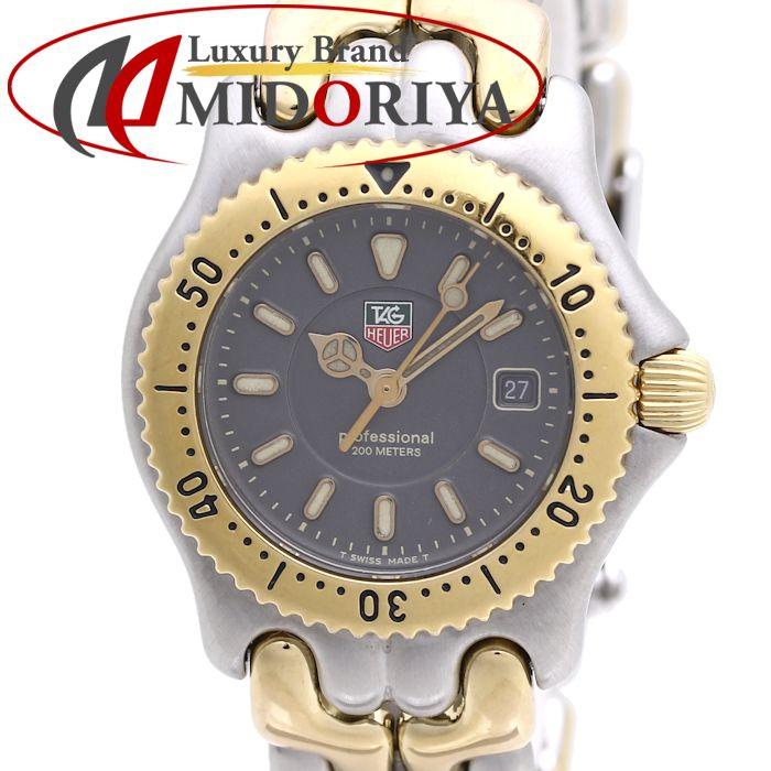 TAG HEUER タグホイヤー s/el セル プロフェッショナル レディース クォーツ WG1320-0 /36758 【中古】 腕時計