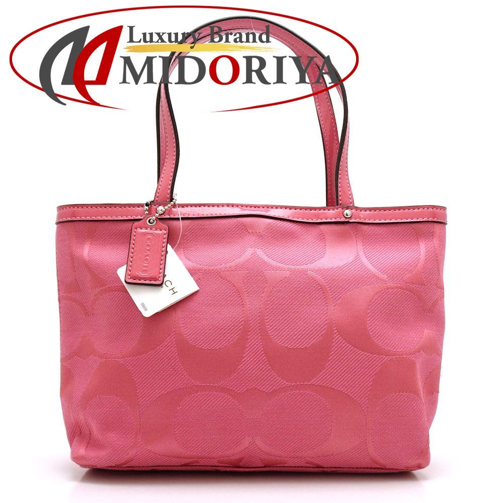 Mint Authentic Coach Handbag Tote