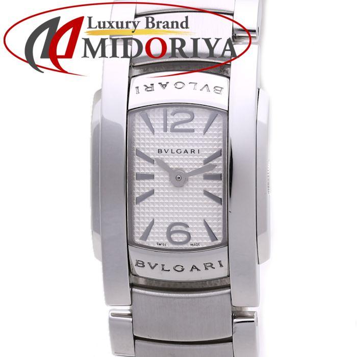 ブルガリ アショーマD BVLGARI AA26C6SS AA26S レディース /36785 【中古】 腕時計