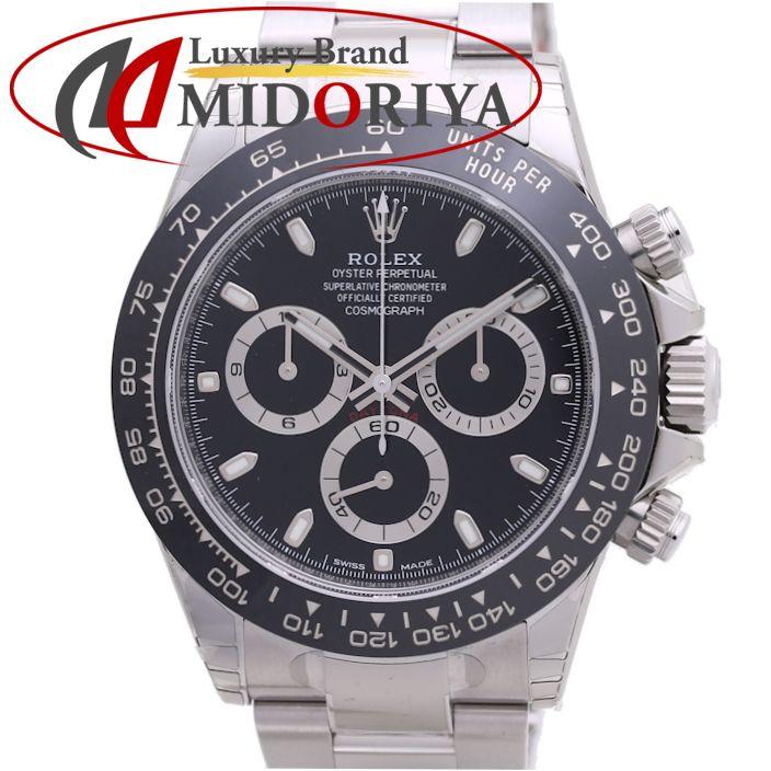 \大幅値下げ/ロレックス ROLEX コスモグラフ デイトナ 116500LN ブラック メンズ /36799 【未使用】 腕時計 保護シール付