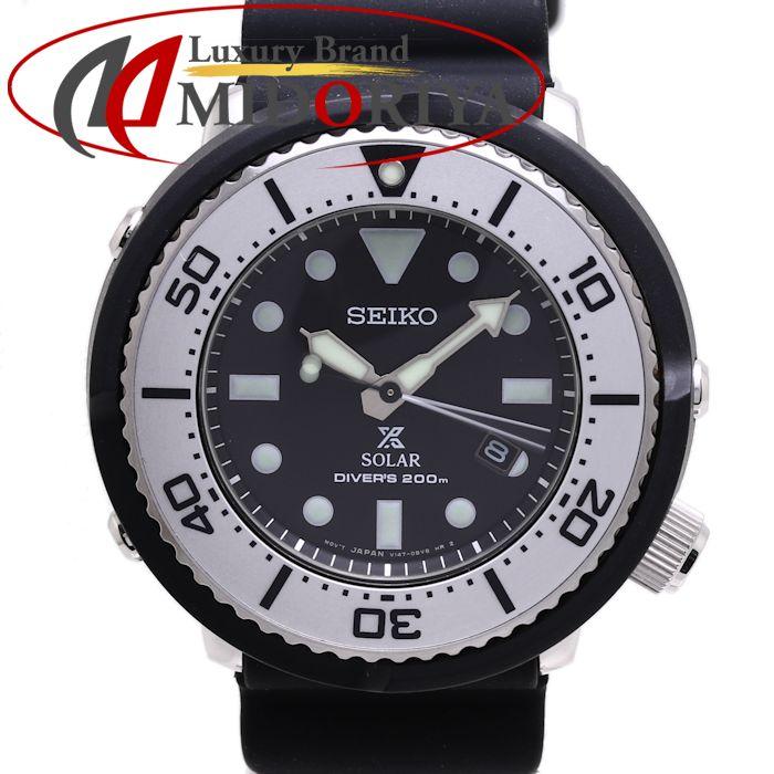 セイコー プロスペックス SEIKO PROSPEX ダイバースキューバ ソーラー SBDN047 ボーイズ /36817 【未使用】 腕時計