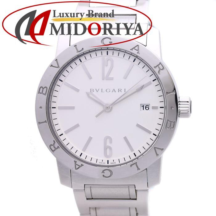 ブルガリ ブルガリブルガリ メンズ BVLGARI BB39WSSD 自動巻き /36844 【中古】 腕時計