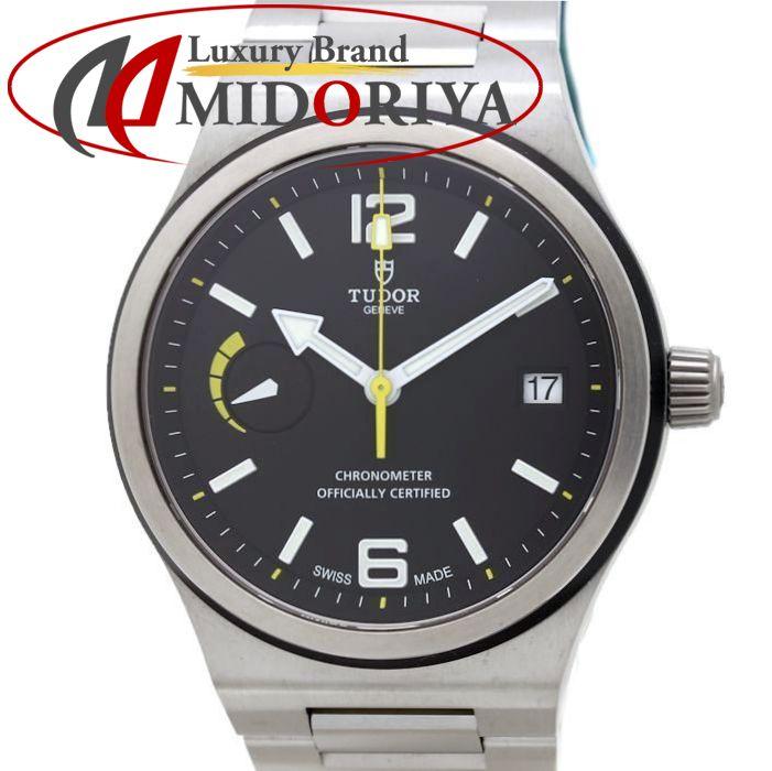 チュードル TUDOR ノースフラッグ 自動巻き メンズ チューダー 91210N 現行品 /37269 【中古】 腕時計