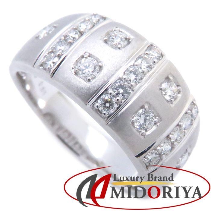 最短当日発送 クレジットカード可 ショッピングローン可 ダイヤモンドリング Pt900 ダイヤモンド0.61ct プラチナ 指輪 永遠の定番 宅送 ジュエリー 中古 18.5号 64484