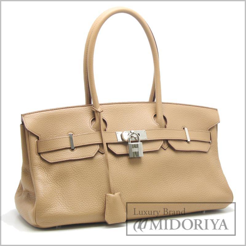2ba4f40152f ... reduced hermes shoulder bag shoulder birkin 42 avian yong clement  studio back camel hermes 58566 tea
